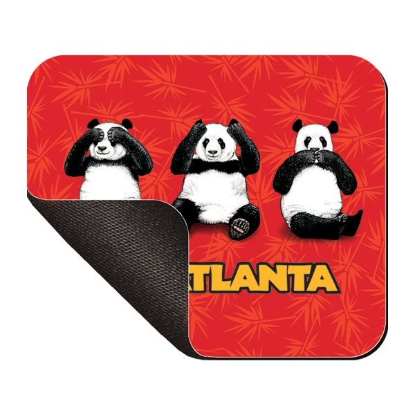 Customized Mouse Pad - 8 inches x 9 1/2 inches, rectangle