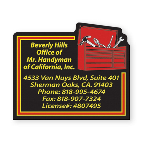 Promotional Stock Magnet