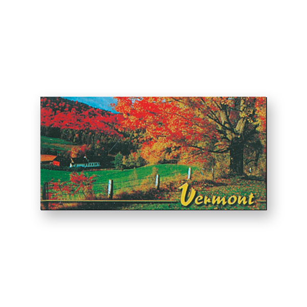 Custom Stock Magnet - 1 1/2 inches x 3 inches rectangle