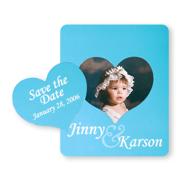 Customized Picture Frame Magnet