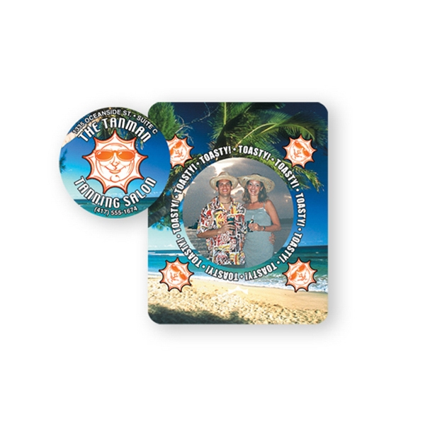 Personalized Picture Frame Magnet