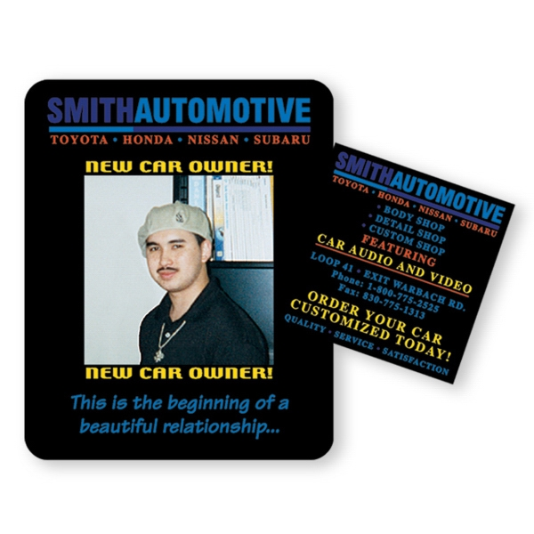 Promotional Picture Frame Magnet