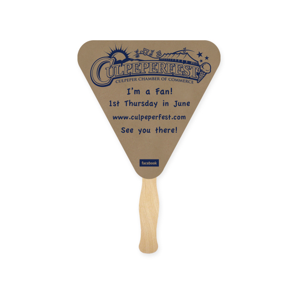 Promotional Recycled Fan