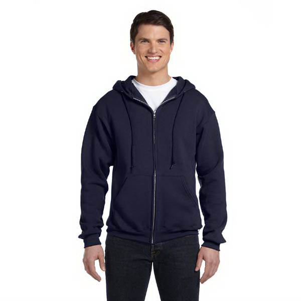 Printed Russell Athletic (R) Dri-Power (R) Fleece Full-Zip Hood