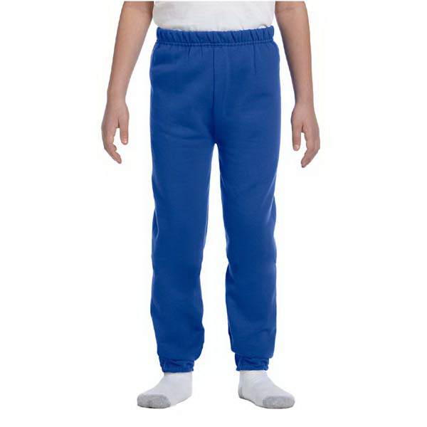 Personalized Youth 8 oz. NuBlend (TM) 50/50 Sweat pants