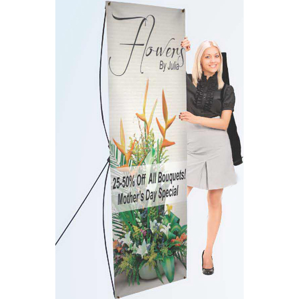 Promotional Banner Stand