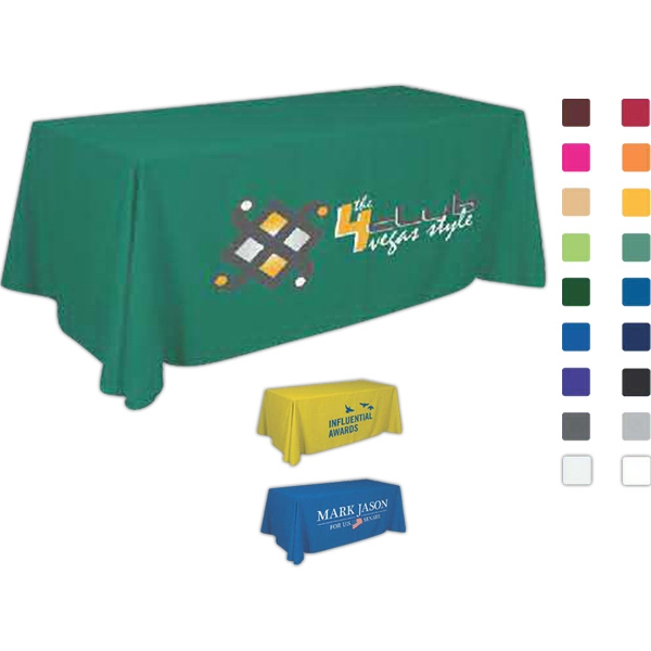 Customized Table Throw