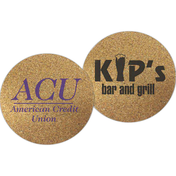 Promotional Cork Coaster
