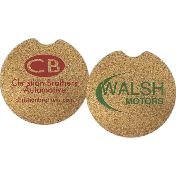 Promotional Cork Car Coaster