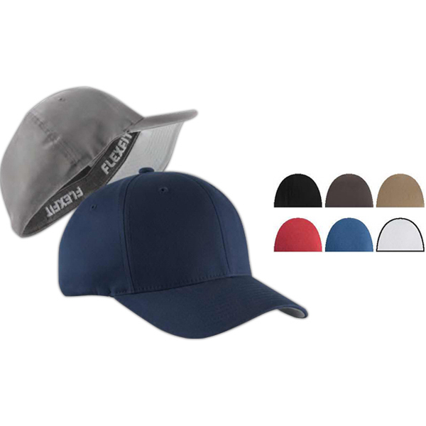 Promotional Six Panel Structured Mid Profile Cap