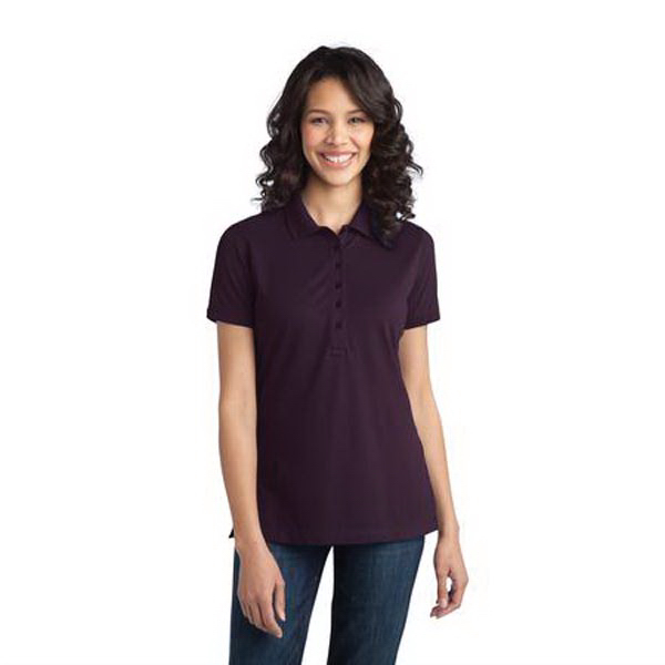 Personalized Port Authority - Ladies' Stretch Pique Polo
