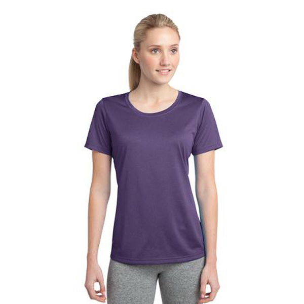 Customized Sport Tek Ladies' Heather Contender Tee