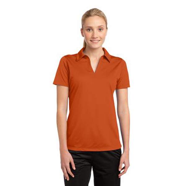 Promotional Sport Tek Ladies' Active Textured Polo