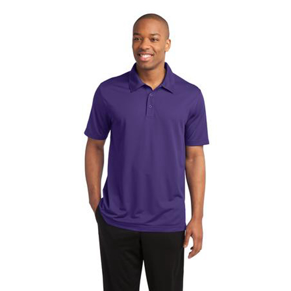 Imprinted Sport Tek Active Textured Polo