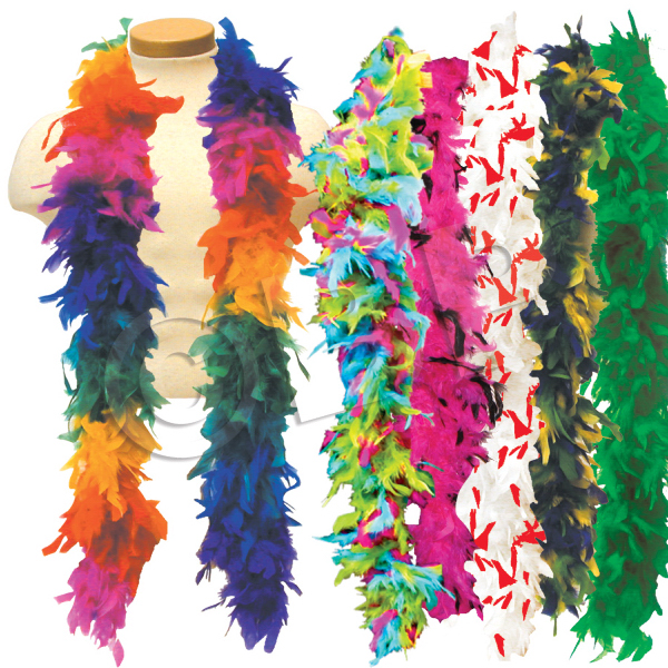 Customized Adult Size Feather Boa