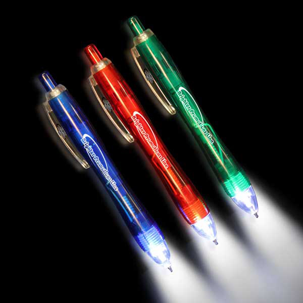 Printed Ultimate Lighted LED Pen