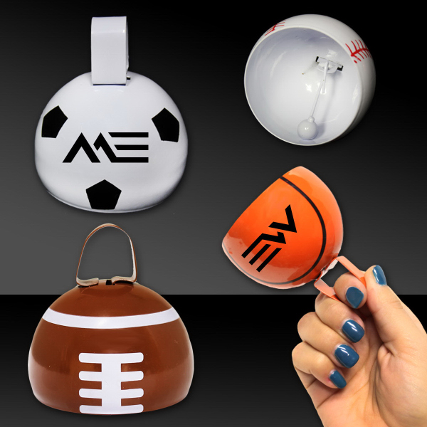 Promotional Sports Cowbell