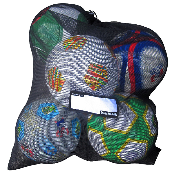 Imprinted Sports Ball and Gear Bag, Medium