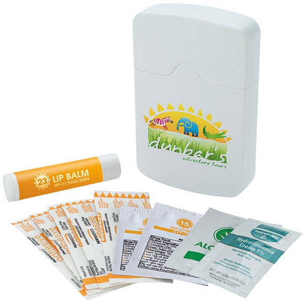 Customized Sun Care Kit