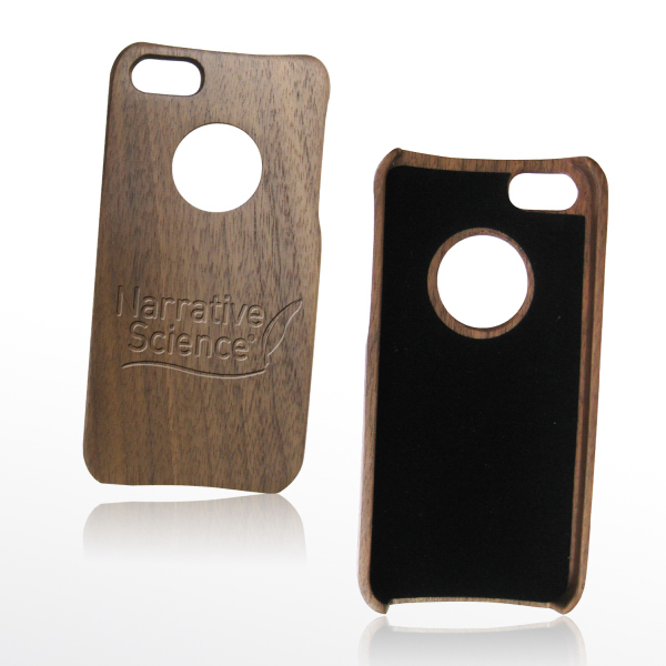 Custom Wood Case for iPhone 5