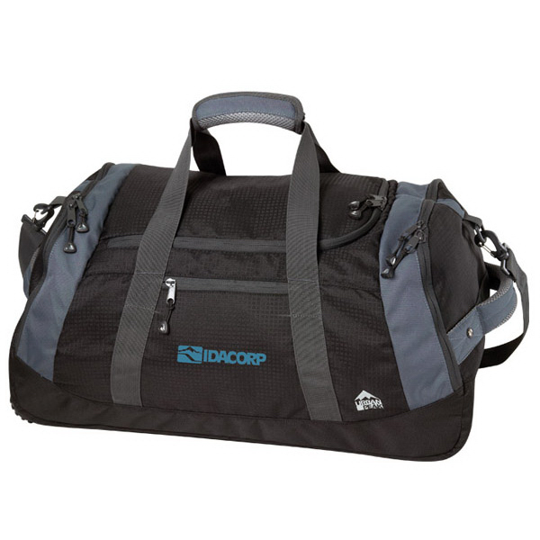 "Personalized Urban Peak (TM) 24"" Rolling Duffel"