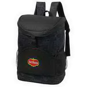 Imprinted 30 Can Ciera Backpack Cooler