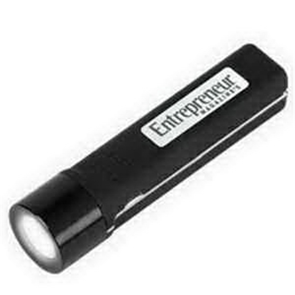 Promotional Flashlight Power Pack (2000 mAh)
