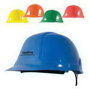 Imprinted Comfort Plus Hard Hat