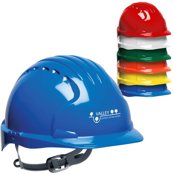 Customized Evolution Deluxe Hard Hat