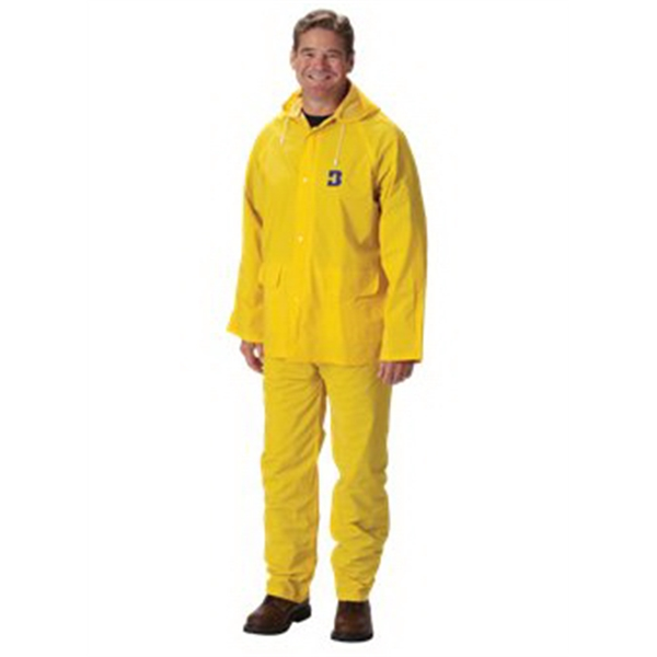 Imprinted Premium Rainsuit With Jacket