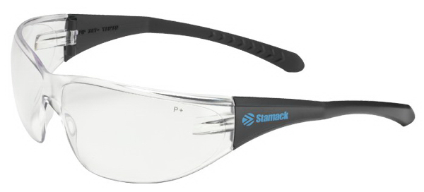 Printed Direct Flex Clear Anti-Fog Glasses