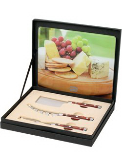 Customized Tuscany Cheese Set