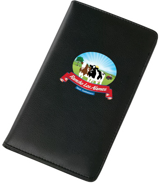 Personalized RFID Blocking Travel Wallet