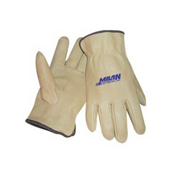 Imprinted Insulated Pigskin Glove