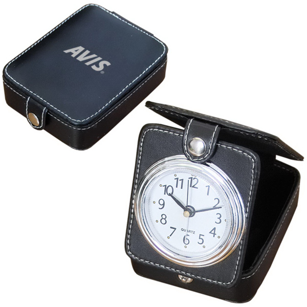Custom Travel Alarm Clock