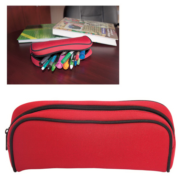 Promotional Neoprene Pencil Case