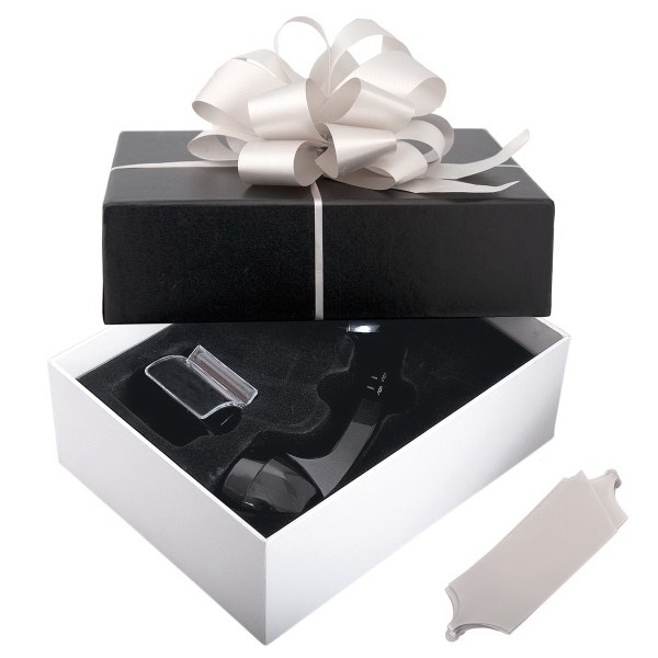 Personalized Bluetooth (R) Handset and Cradle Gift Set