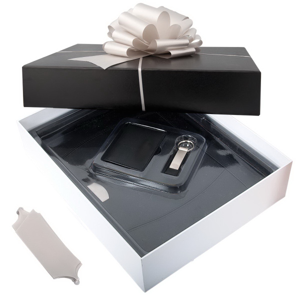 Customized Black Label Executive Gift Set