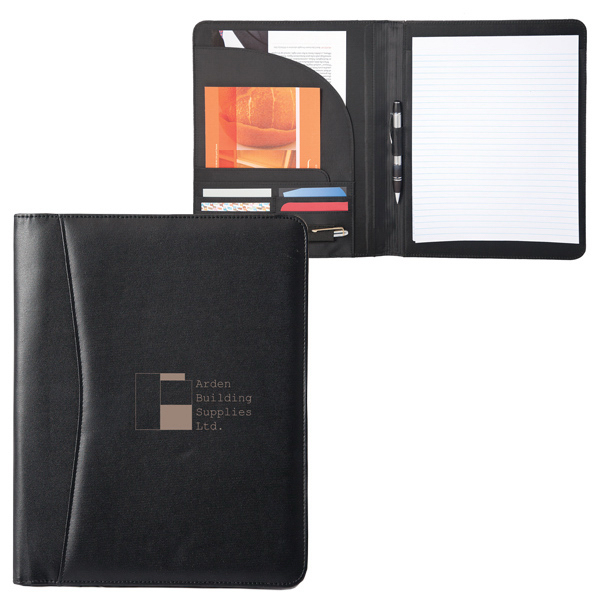 Printed Notebook Padfolio