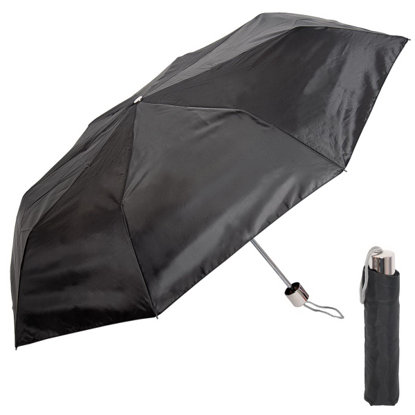 Imprinted Folding Windproof Umbrella