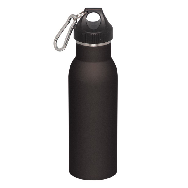 Custom 500 ML (16 oz) Double Walled Stainless Steel Bottle