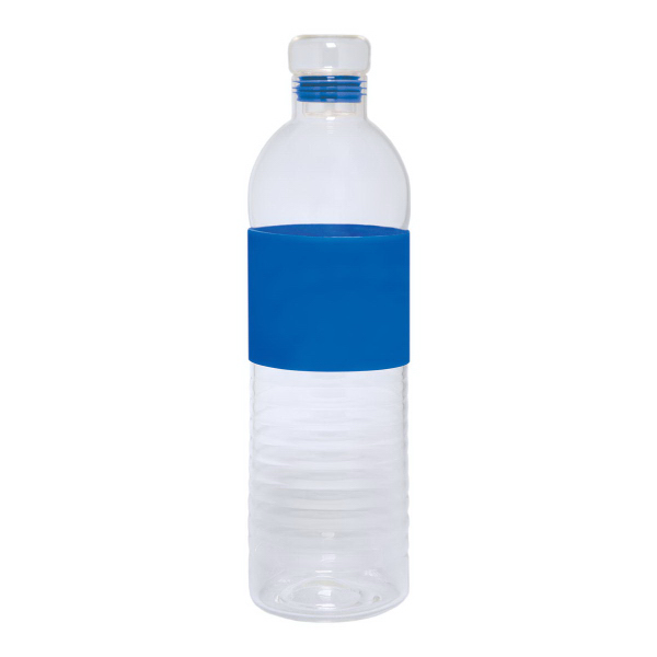 Custom 500 ML (16 oz) Glass Water Bottle