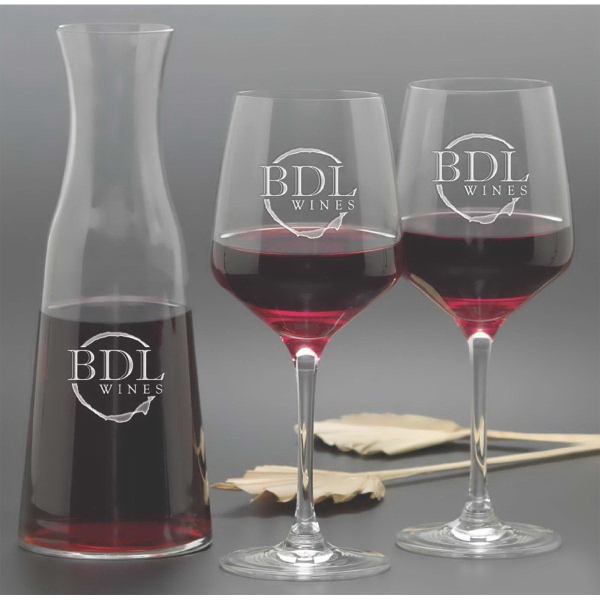 Custom Coronado Wine 3 Piece Set