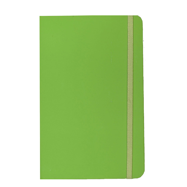 Imprinted Ecosystem (TM) Journal, Medium Kiwi