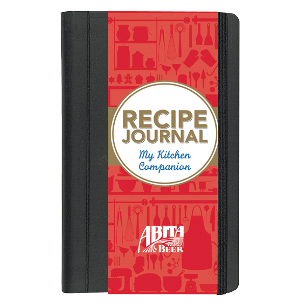 Custom Recipe Journal