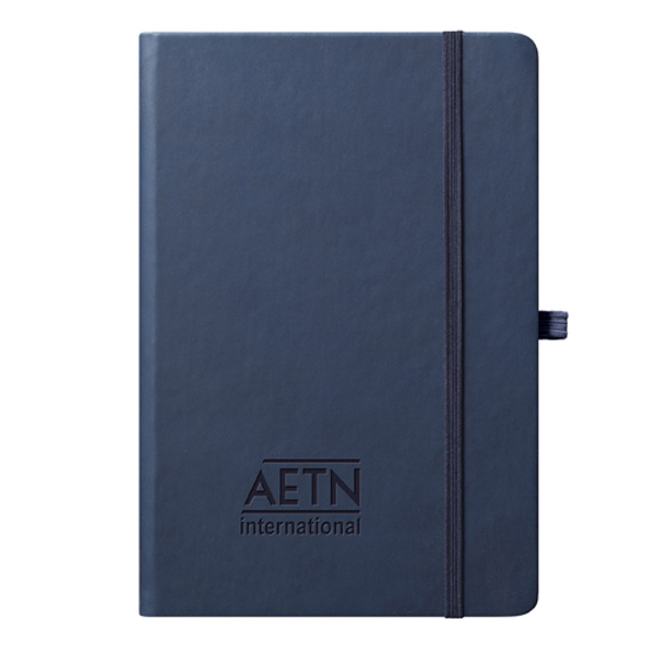 Imprinted COOL Journal - Navy Blue