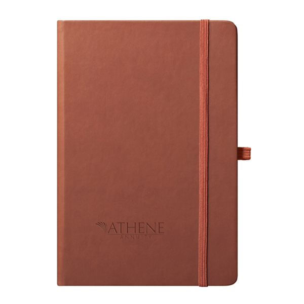 Printed COOL Journal - Terra-Cotta Brown