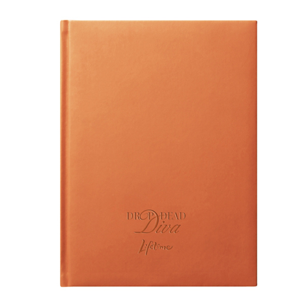 Personalized SYMPHONY Journal - Orange