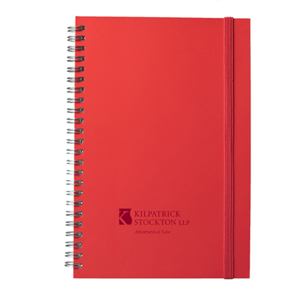 Custom FUSION Journal - Red