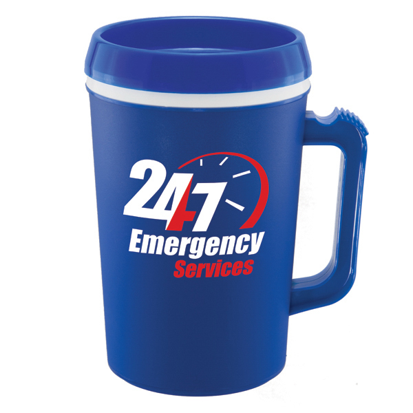 Custom 34oz Insulated Mug - the IM34 Mug